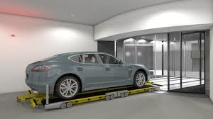 What do you think of the Porsche Design Tower's car elevator? #PorscheDesign #SunnyIsles #RealEstate