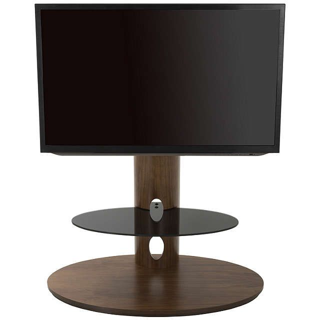 """BuyAVF Affinity Plus Chepstow 930 TV Stand With Mount For TVs Up To 55"""", Walnut Online at johnlewis.com"""