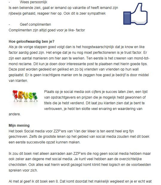 Uitgebreide recensie met tips v Rick Vliet v Emarketingblog.nl