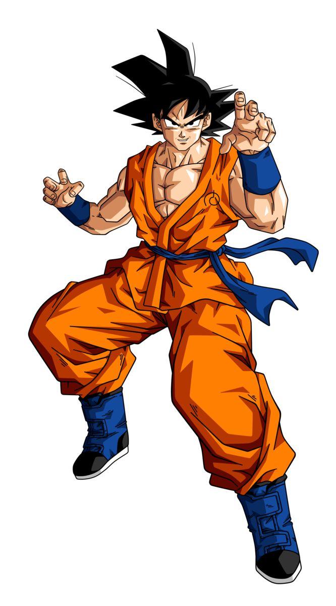 Goku Fukkatsu No F 7 by BardockSonic
