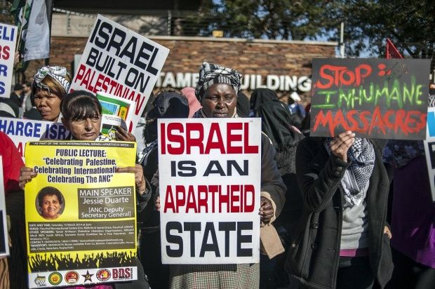 """Dear Chief Rabbi, Israel has its own form of apartheid 