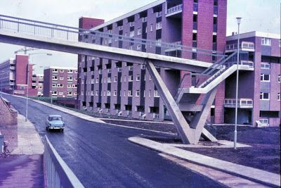 Burnley in the 60s and 70s: Close to the Town Centre