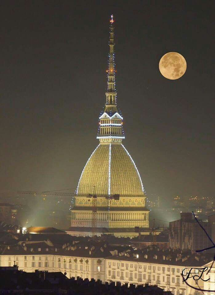 #mole and #moon in #Turin