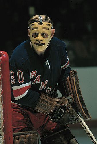 Gilles Villemure / New York Rangers
