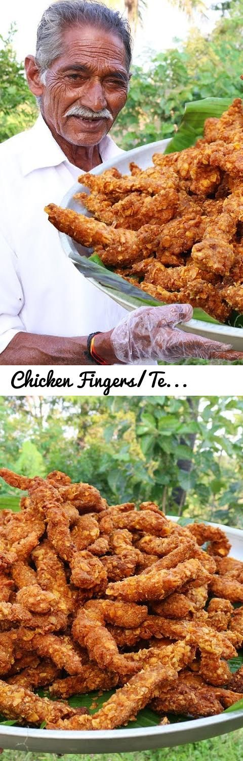Chicken Fingers/Tenders Recipe | Crispy Chicken Fingers Cooking by our grandpa for Children... Tags: chicken, fingers, tenders, Chicken Fingers, chicken tenders, chicken strips, chicken fingers, how to make chicken fingers, KFC chicken, McDonald's, Chicken Strips, Buttermilk Chicken Strips, Chicken Nugget, grandpa, angry grandpa, american food, american breakfast, Quick Chicken Fingers, chicken chicken, how to cook, how to make, Baked Chicken Fingers, chicken cheese fingers recipe, Juicy…
