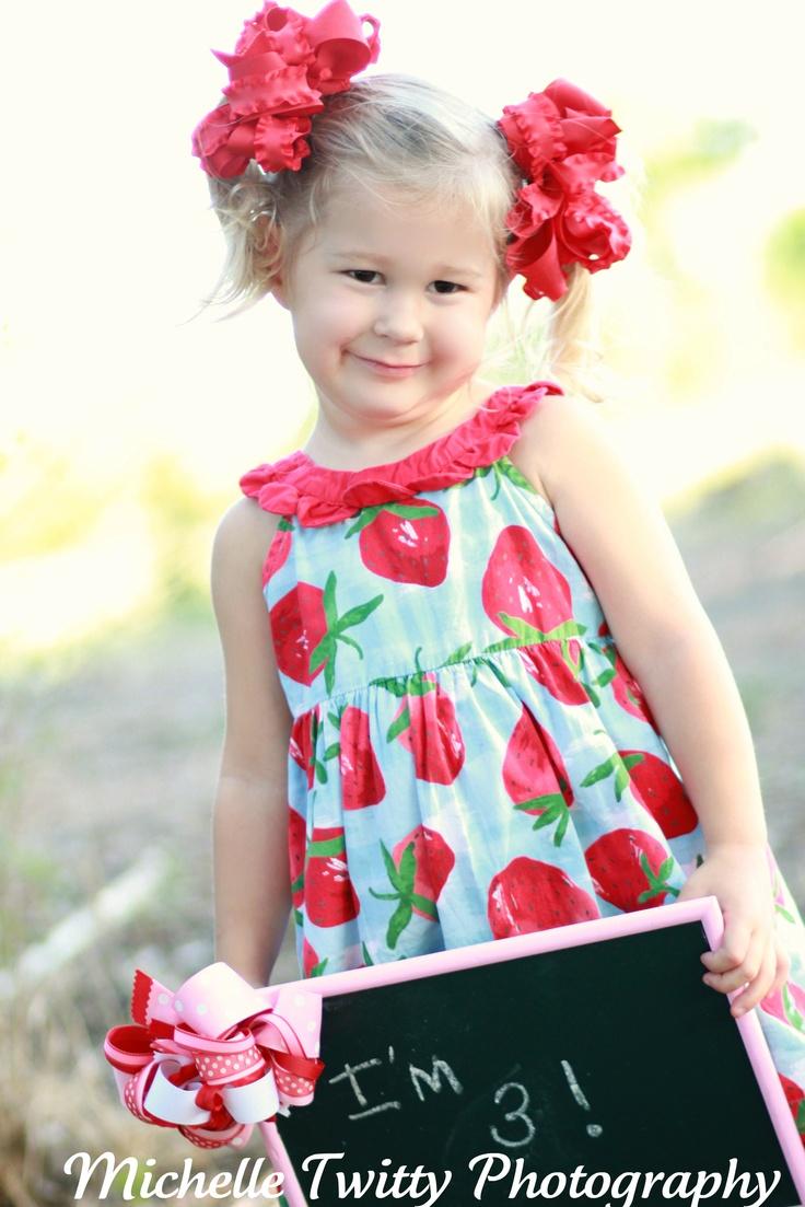 Strawberry Shortcake 3rd birthday