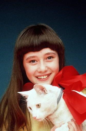 Shannen Doherty childhood photo
