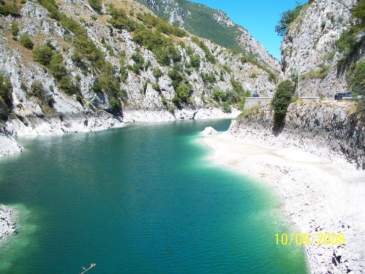 Lago di San Domenico (Villalago)