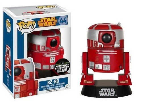 Figura POP R2-R9 Ed Limitada - Star Wars
