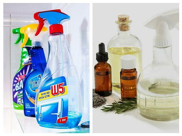PRODUSELE de CURĂȚAT casa conțin peste 60 de compuși TOXICI! Înlocuiți-le cu soluții NATURALE | La Taifas
