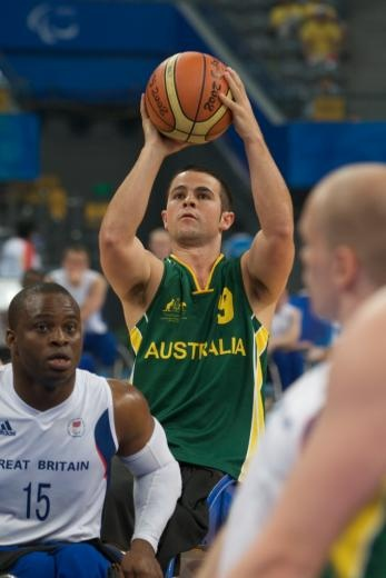 Rollers emphatic in Paralympic opener | London 2012 - Official Australian Paralympic Team Website