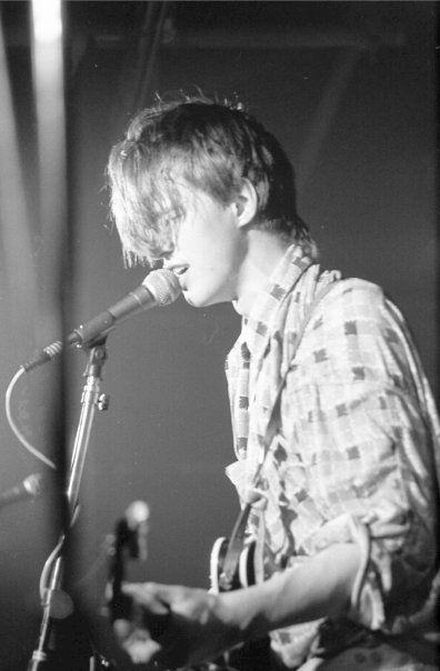 Edwyn Collins of Orange Juiceat the Nite Club, Edinburgh, April 11, 1980.