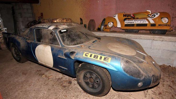 Barn Find 1956 Mercedes 190SL