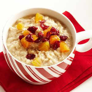 Fruit and Nuts Oatmeal | Recipe