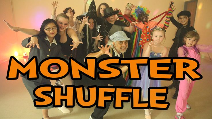 It's not just for Halloween!  This dance song makes a great brain breaks activity anytime you want your children to get up, move, release stress, refresh, recharge and regenerate.  It also perfect for group activities, indoor recess and physical education. And it's a HIT at family performances!  This song is ideal for preschool, kindergarten and elementary age children.