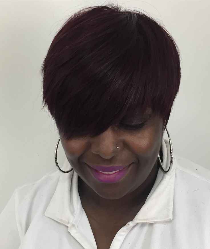 30 Stylish Short Weave Hairstyles — Create the Look of Your Dream! Check more at http://hairstylezz.com/best-short-weave-hairstyles/