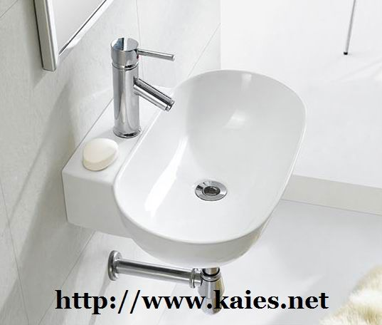Kaies is a China professional manufacturer of sanitary ware since 2001:one-piece toilet,two-pieces toilet,wall-hung toilet,art basin,cabinet basin,wall-hung basin,pedestal basin,counter basin,and other bathroom accessories. Our products are exported to more than 80 Countries all over the world,and now have become the assigned OEM & ODM supplier in China of many brands abroad. E-mail:kaies@kaies.net