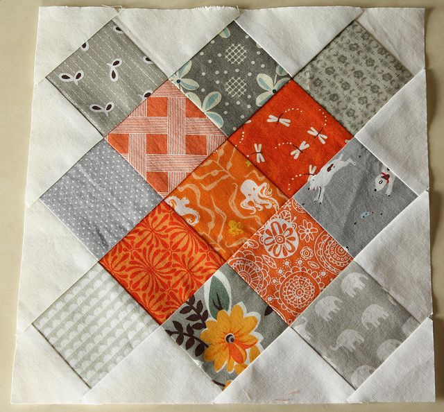 By Erin @ Why Not Sew? Quilts
