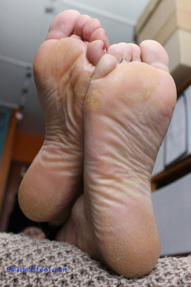 pies de maduras