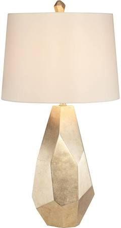 $200 - Lamps plus Pacific Coast 87-7487-2A Avizza Table Lamp, Champagne