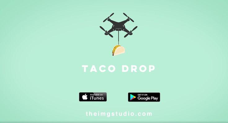San Antonio drone taco-delivery service 'launches' April 1 - San Antonio Express-News
