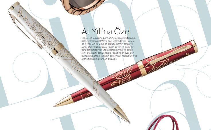 At Yılı'na özel kalem