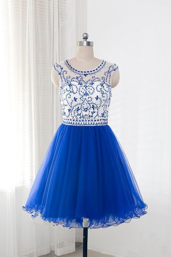 Blue Homecoming Dresses, #homecomingdresses, #homecomingdresses2016, #shortpromdresses, #bluedresses