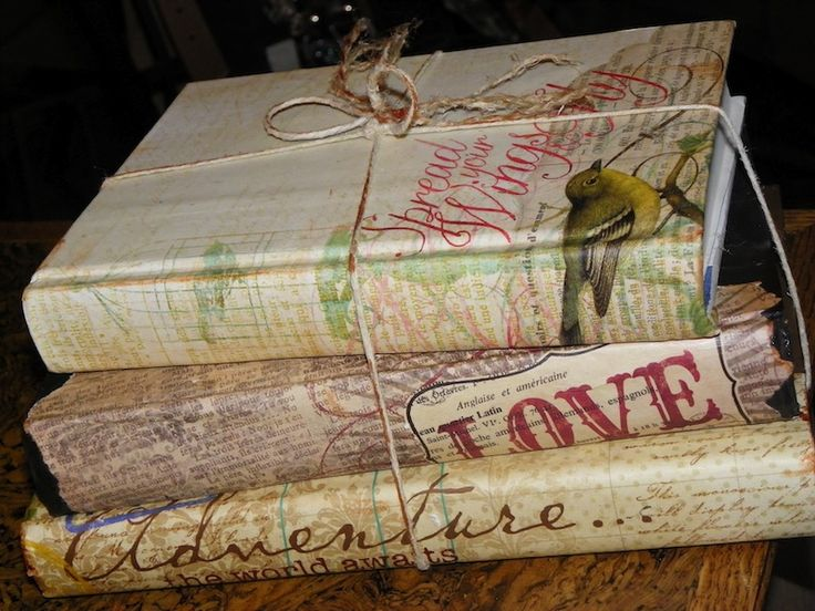 Old Book Cover Maker ~ How to make antique book covers pixshark