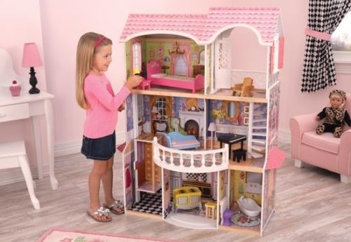 Magnolia Mansion Doll house with Furniture. Available at Kids Mega Mart online Shop Australia