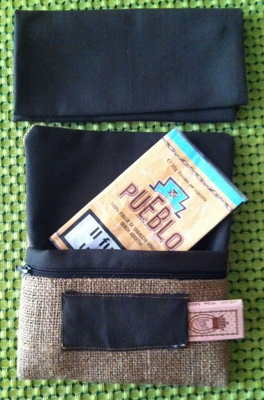 Portatabacco, cartine e filtri by I HOPE