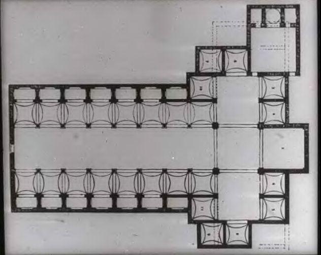 1418 San Lorenzo ground plan