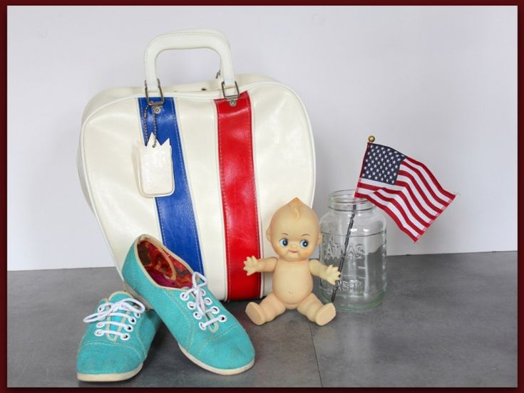 Chine from the USA-1 Rue Vintage