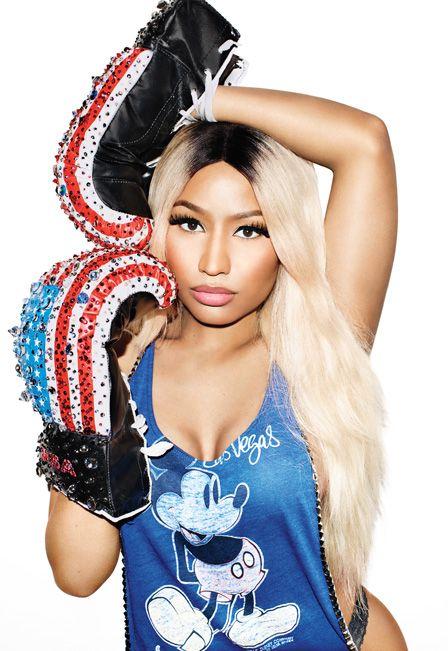 Nicki Minaj Covers Nylon: Talks Meek Mill, New Album ...