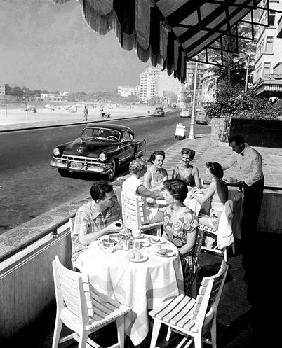 Bar no Rio de Janeiro Jean Manzon, circa 1940
