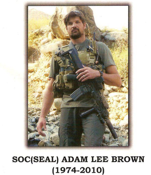 Adam Brown SEAL R.I.P.