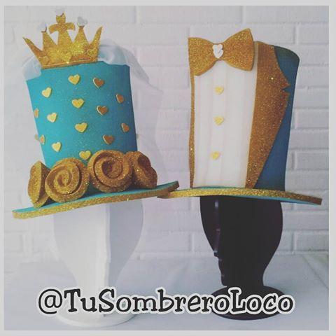 #boda #vintage #sombreros #novios #cotillon #PuertoOrdaz #fiesta #eventosocial #fiestastematicas #horaloca #arteengomaespuma #TuSombreroLoco