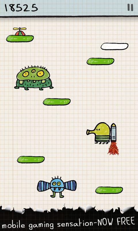 DoodleJump (mobile game)