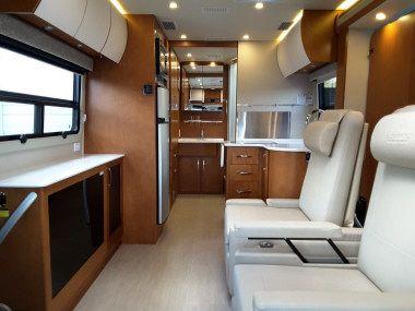 2017 Leisure Travel Vans Unity 24MB Class B RV for sale in Nokomis, FL Stock 16086