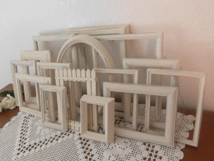 French Country Shabby Chic Cottage Decor