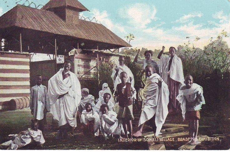 Somalis, Bradford 1904