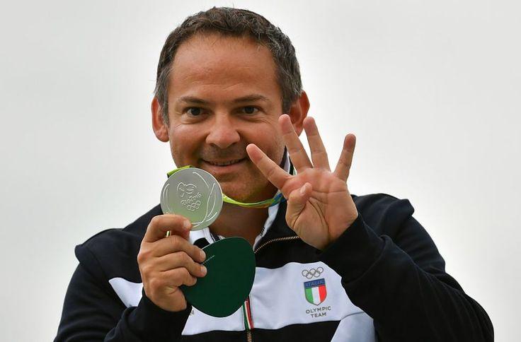Argento per Giovanni Pellielo nel tiro (ossa olimpica maschile).