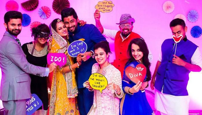 9 Amazingly Fun Creative Ideas To Make Your Sangeet Ceremony The Most Rocking Affair