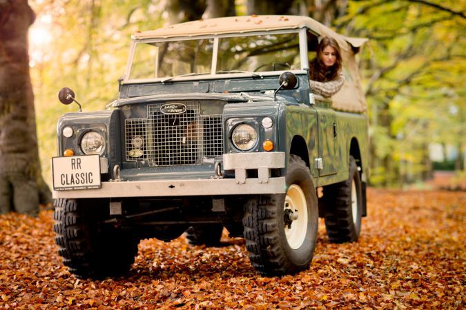 Land Rover Specialist RR CLASSIC - Land Rover Series Project