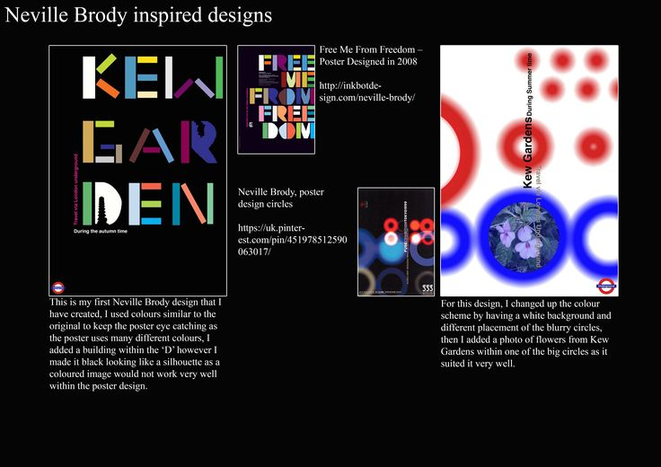 A1 Graphics, page 25 Neville Brody inspired design