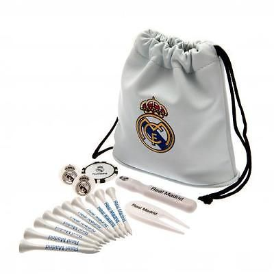 Real #madrid f.c. tote bag golf gift set #official #merchandise,  View more on the LINK: 	http://www.zeppy.io/product/gb/2/131885472826/