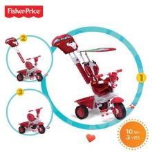 Triciclete de la Fisher Price
