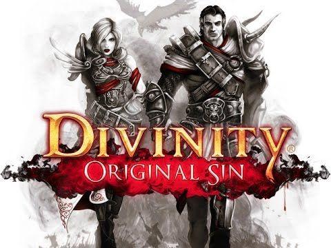 Divinity: Original Sin - расследуем убийство (coop live)