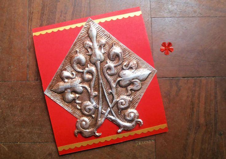 3 ideas para hacer tarjetas decorativas tú mismo | Aprender manualidades es facilisimo.com