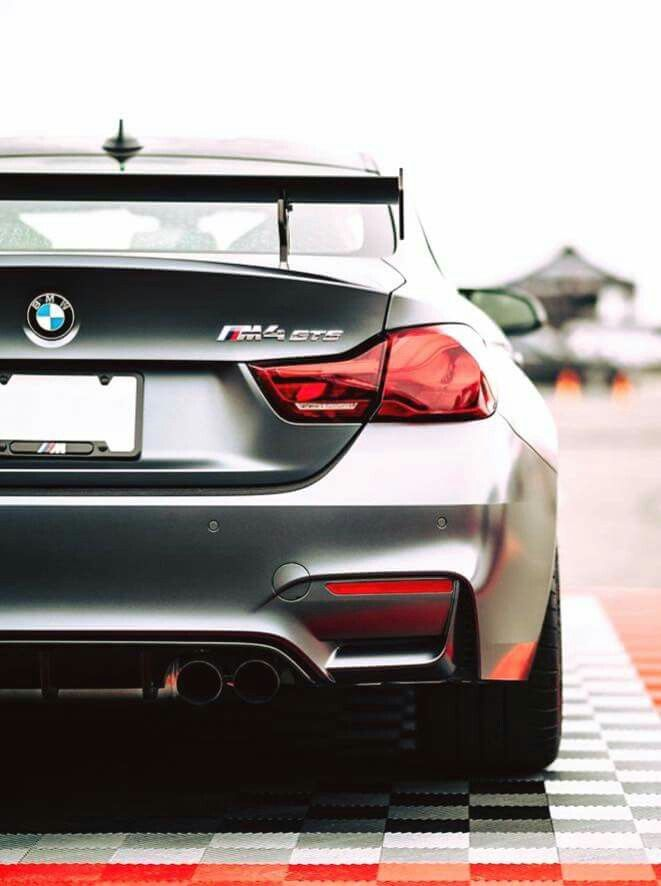 BMW F82 M4 GTS grey