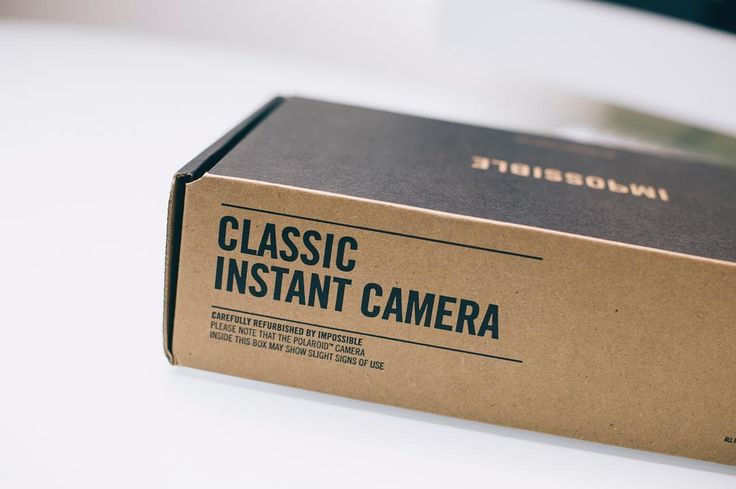 The original Polaroid SLR 680  . See the full unboxing film and at http://ift.tt/2h8wwN8